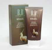 eKeL Snail Bb Cream 50Ml / Blemish Balm,Whitening,Anti-Wrinkle Spf50+ Pa+++ / Korea Cosmetics