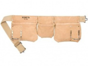 Kuny's Ap1300 Ap-1300 Carpenter's Apron 5 Pocket Suede Leather