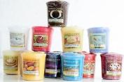 Yankee Candle - 12 X Random Fragrance Sampler / Votives