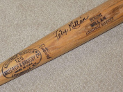 Felix Millan H & B Game Used Signed Bat New York Mets Braves - PSA/DNA Certified - MLB Game Used Bats
