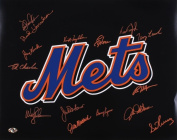 New York Mets Greats Signed 16x20 Photo - 15 Signatures! - Harrelson, Charles, Backman, Fernandez, etc.