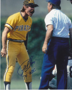 Signed Phil Garner Photograph - 79 WSC 8x10 - Autographed MLB Photos