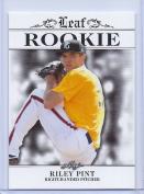 RILEY PINT 2016 LEAF EXCLUSIVE ROOKIE CARD #R-RP1! COLORADO ROCKIES!