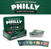 You Gotta Know Philadelphia - Sports Trivia Game