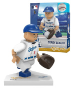 Oyo Sports P-MLBLAD05H-G5LE Los Angeles Dodgers Corey Seager Home Uniform Limited Edition Oyo Minifigure