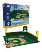 Oyo Sports P-MLBTBRHRD-G6FB Tampa Bay Rays Baseball Home Run Derby Oyo Playset