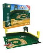 Oyo Sports P-MLBOAKHRD-G6FB Oakland Athletics Baseball Home Run Derby Oyo Playset