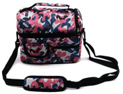 Realegend Lunch Bag Cooler Carry Bag Insulated Tote Large Capacity With Box #7bj