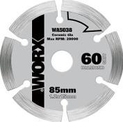 Worx Wa5038 Worxsaw 85 Mm Diamond Blade