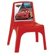 Disney Cars Plastic Chair Toddler Children's Playroom Bedroom Outdoor Furniture