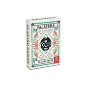Cartamundi Designer Death Skull Calavera Playing Cards