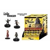 1 X - Hero Clix - Lone Ranger Booster - 71100 - Toy Figure Children's