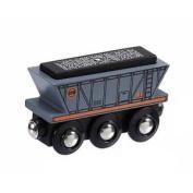Wooden Railway Hopper Train Set - Toys Play