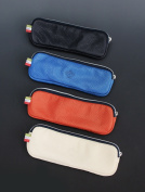 Thin pen case man and woman combined use of the Orobianco TINY PENNY four colours development leather colour tape design