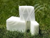 WHITE GLYCERIN MELT & POUR SOAP BASE ORGANIC VELONA