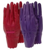 Town And Country Tgl206 Original Aquasure Vinyl Ladies Gloves One Size
