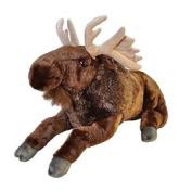 """Wild Republic 19324 76cm """"ck Jumbo Moose"""" Plush Toy - Cuddlekins 30 Moose Soft"""
