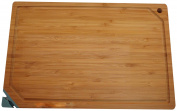 Pradel Excellence DLZC33 Wood Chopping Board with Built-in Sharpener