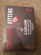 Exploding Kittens Nsfw Edition Explicit Content Party Adults Only 2-5 Players