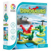 Smart Games - Dinosaurs Mystic Islands By Smart Games