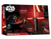 """Star Wars Science Deluxe """"kylo Ren Room Light"""" Lightsaber. Shipping Is Free"""