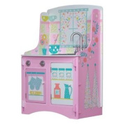 Kidsaw Country Cottage Kitchen Furniture, Multi-colour, 36.0 X 59.0 X 89.0 Cm
