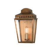 Elstead Lighting Mansion House Wall Lantern Solid Brass Mansion House Br