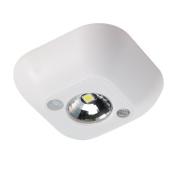 Auraglow Pir Motion Sensor Battery Powered Automatic Led Porch Night Light