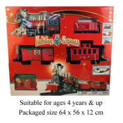 A To Z Holiday Express Giant Musical Train Set - Christmas Xmas Toy9638