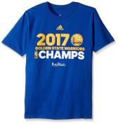 NBA Golden State Warriors Boys -Team Effort Short sleeve Tee, Royal, Xl