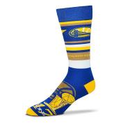 Golden State Warriors 2017 NBA Champions Squad Stripe Crew Socks