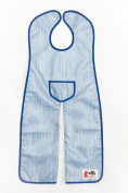 Mr. Zippy Baby Bib Gingham