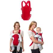 Sealive Infant Baby Carrier Sling Wrap Rider Infant Comfort Backpack Children Gear,Breathe Soft Carrier Baby Backpack for 3-24 months Baby Boys Girls