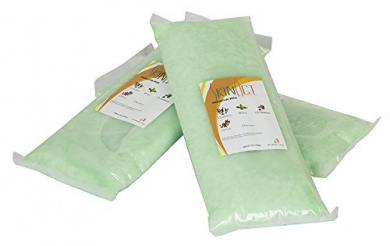 Professional Paraffin Refill Wax for Spa By SKINACT (Mint)