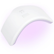 TianQin 18W UV Nail Dryer, LED Lamp Gel Nails Light with infrared sensor , Power by USB/Power Bank/Electricity for Fingernail and Toenail Gels Based polishes