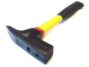 Topex Claw Roofing Hammer 600 Gramme Fibreglass Handle, Magnetic