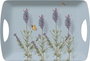 Creative Tops Large Royal Botanic Gardens Kew Lavender Luxury Melamine Serving T