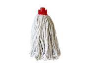 Plastic Head Cotton Yarn Dolly Mop Head Fits Traditional Broom Handles Kitchen