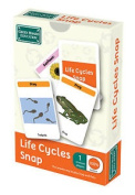 Life Cycles Snap And Pairs Cards - Educational Game For Children Ages 5 To 11
