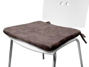 Soleil Docre Amelia 5583 Seat Cushion Polyester 40 X 3 X 40 Cm Taupe