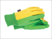 Town And Country T/ctgl403 Tgl403 Mens Stretch Vinyl Coated Gloves