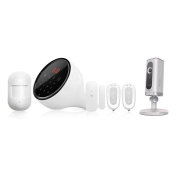 Smanos W100ip6 Wireless Wifi / Pstn Alarm System And Wifi Hd Camera Kit