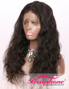Persephone Short Body Wave 360 Lace Frontal Human Hair Wigs For Black Women Brazilian Remy 360 Lace Wig With Baby Hair 150 Heavy Density Natural Colour 30cm