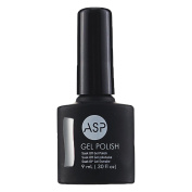 ASP Soak Off Gel Polish, White Hot