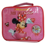 Disney 9395225hv Minnie Mouse Insulated Lunch Bag