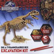 Jurassic World Dig A Dino Kit Tyrannosaurus Rex Excavation Kit