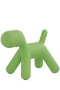 Magis Me Too Puppy Children's Stool Medium - Green