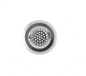 Supahome Sink Strainer 7.6cm Stainless Steel Fast Postage