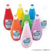 Pentel finger paint _paint_ eight colours set WHG-8