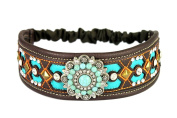 Concho Rhinestone Women Headband Stretch, Hair Accessories, Hair Jewellery
